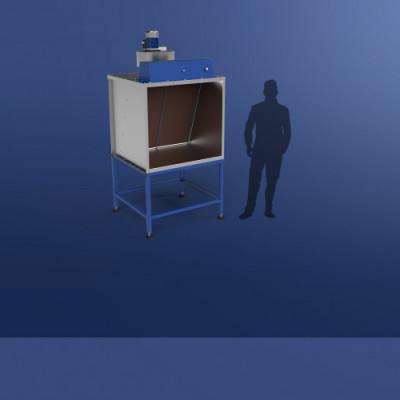 Cabine de pulvérisation